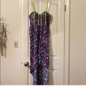 Mossimo High-Low Dress